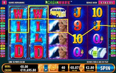 Big Vegas spilleautomater – Gratis spilleautomater fra Bally
