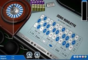 Roulette Zero