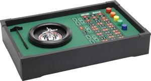 Sellskapsspillet roulette